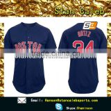 OEM sublimated camo baseball jersey with raglan sleeve shirts cheap blank baseball jersey