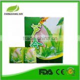 OEM aloe jelly bath powder chinese foot bath powder foot spray as foot spa materials