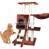 china supplier wood cat tree