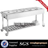 Commercial Electric Bain Marie Food Warmer Display/bain marie