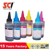 Bulk ink for Epson desktop printers ,100ML ink per bottle 4 color 6 color or 8 color bulk ink