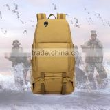 2015 Outdoor Tactical Military Combat Backpack ,Waterproof Portable fishing Camping hunting