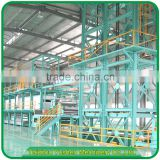 aluminum coil color coating line CCF-1600/1300-1