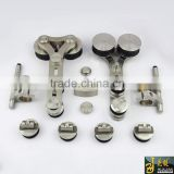 Foshan famous band Glass Hardware fittings Sliding Door Roller