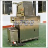 Brine injection machine for duck