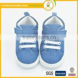 Professional OEM/ODM Factory Supply high quality fabric baby moccasin shoes simple lovely sport shoes kids