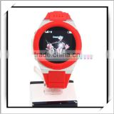 A6 Stainless Steel Waterproof Watch Mobile Phone