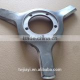 aluminum part for home applicance