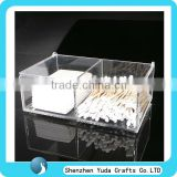 acrylic cotton swab box,plexi cotton swab box,plastic q-tip box