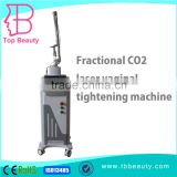 Face Lifting Professional Vaginal Tightening Treatment Fractional Sun Damage Recovery Co2 Laser Beauty Machine For Sale