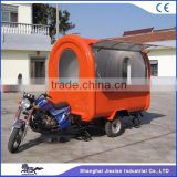 JX-FR220I mobile ce food cart business is09001 shanghai food truck motorcycle for sale food