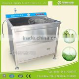 WASC-10 Small Vegetable Washing Machine/ Fruit and Vegetable Washer with high efficiency