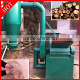 high efficient wood crushing machine/wood grinder/wood herb grinder