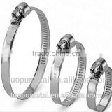 China stainless steel quick release american type hose clamp,heavy duty T clamp ,v band clamp