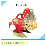 Agricultural and Garden Purpose high pressure 3 plunger spraying irrigation piston pump(LS-25A)
