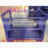 foldable storage crate,steel crate