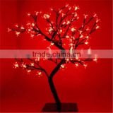 High quality mini super bright led cherry blossom tree in garden