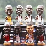 oem Bobblehead figure for collection customized sports plastic bobblehead doll souvenirs vinyl figure bobblehead