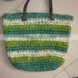sea grass straw bags for women in summer