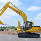 UNIONTO WZ210-8 Excavator, CUMMINS engine