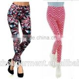 2014 new fashion Woman Elastic Waist Cute Cats Lovely Print Ankle Length Footless Pantyhose Skinny Leggings Pants Free size