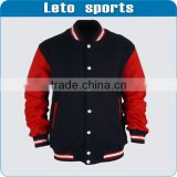 OEM sublimated baseball softball jacket for team best quality