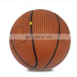 manufacturer custom printed size 7 rubber basketball