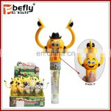 Wholesale funny gift drum candy tube toy
