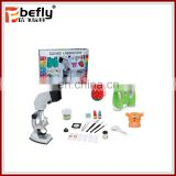 Pretend laboratory set microscope science toys educational