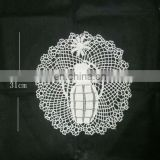 Fashional cotton embroidery patch