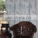 villa embroidered curtains