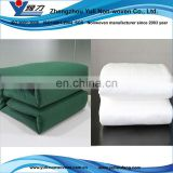 nonwoven cotton/polyester soft quilts wadding