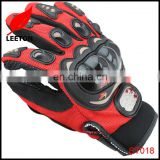 Factory supply fashion motorcycle racing full finger sport glove