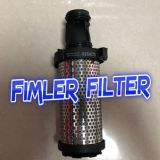 Parker Hannifin 025ACS Compressed Air Activated Carbon Filter Element