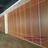 Factory Supplier moveable wall partition glass prices aluminum for canteen