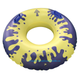 inflatable water park tube, heavy river tube single