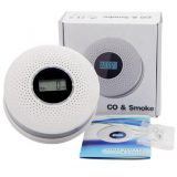 Smoke and carbon monoxide tester carbon monoxide detector free with co sensor