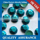 china factory price 2mm 3mm 4mm 5mm 6mm hotfix studs rhinestone,hotfix rhinestone studs for clothing shoes jeans