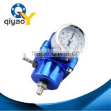 Adjustable fuel pressure regulator for diesel