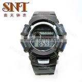 SNT-SP012C digital sport watch with case sports hand watch manual