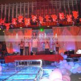 aluminum portable stage &glass stage&folding stage