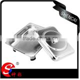 Stainless Steel hot pot Serving Tray Buffet Stove chafing dish