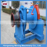 Hydraulic lifting hoist winch/car lift crane