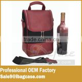 High quality Deluxe tote wine bottle cooler Carrier                                                                                                         Supplier's Choice