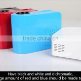 New Arrival Portable X6 Mini LED Projector 80 Lumen AV/VGA/SD/USB Digital Video Multimedia Player