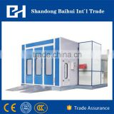 Auto car baking oven/car spray booth/car painting and baking booth