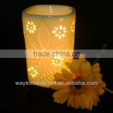 Electric Night Light Aroma Lamp