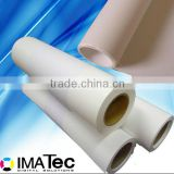 Wholesale 220gsm Wide Format Cotton Matte Primed Canvas Roll,Waterproof Inkjet Cotton Fabric