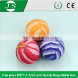printed rubber 60mm Vending machine bouncy ball                                                                         Quality Choice