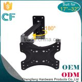 "180 Degree Telescoping Swing Arm Wall Mount Tv Holder For 17""---32""Plasma/Lcd/Led/Flat Panel Tv                                                                         Quality Choice"
